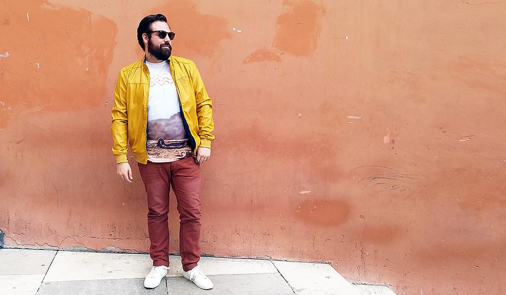 Estilo diario: Un Lío en color mostaza