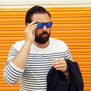marinero urbano gafas amarillas la redoute (2)
