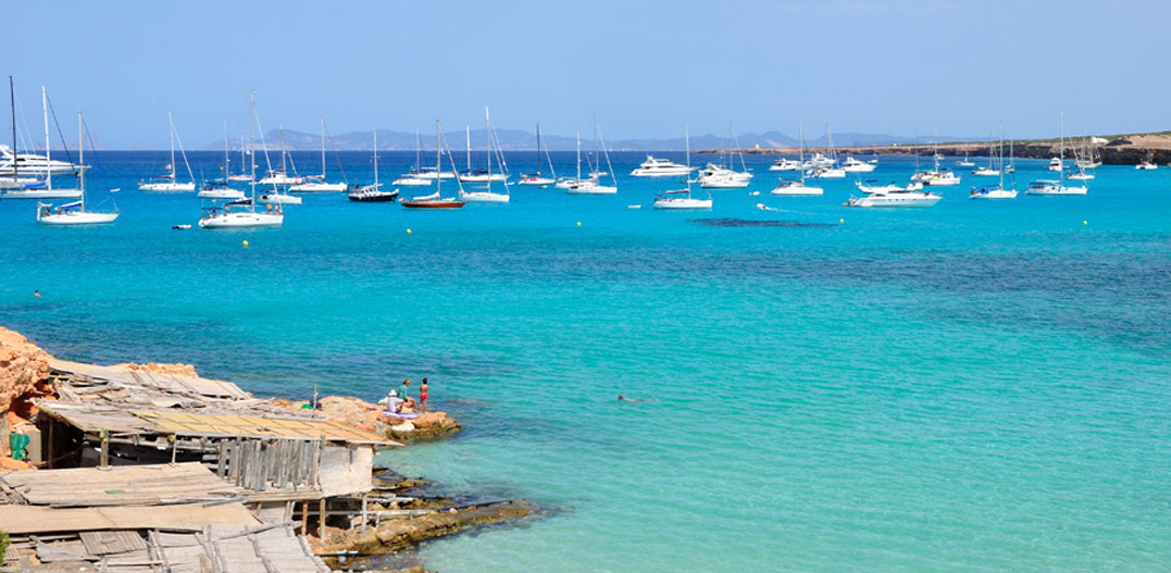 Destination of the Month: Ibiza and Formentera 🐬