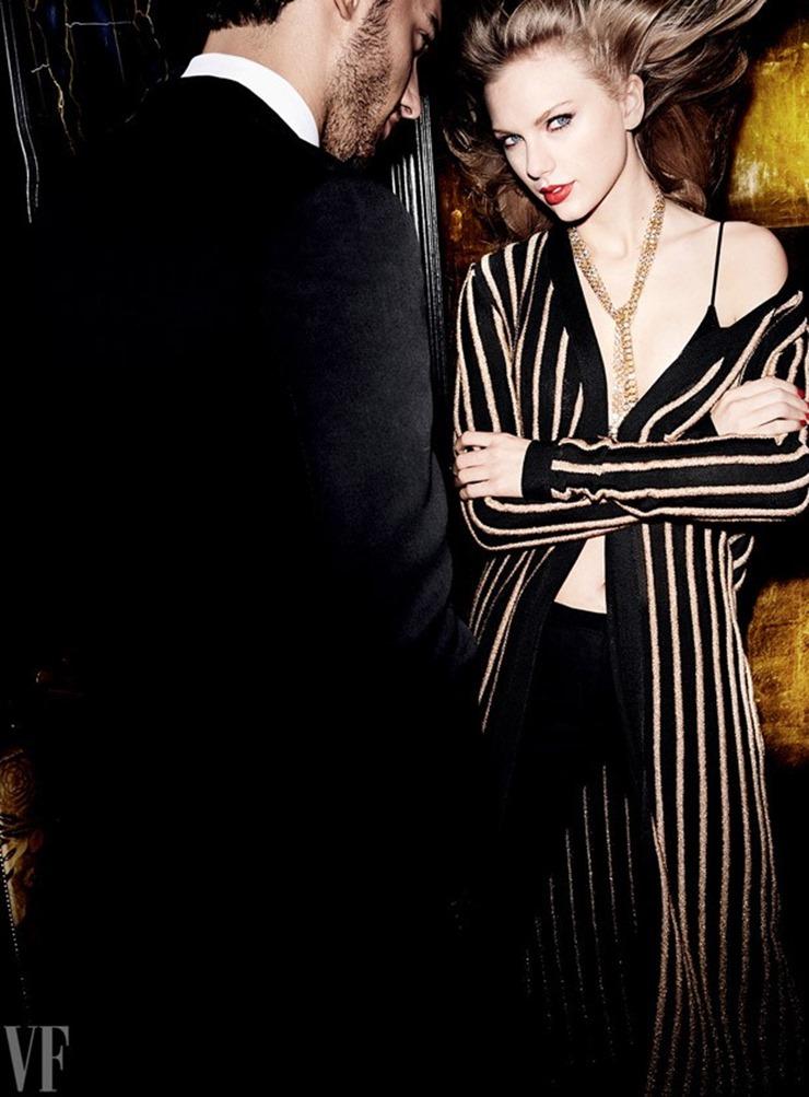 Mario Testino Taylor Swift Vanity Fair  (1)