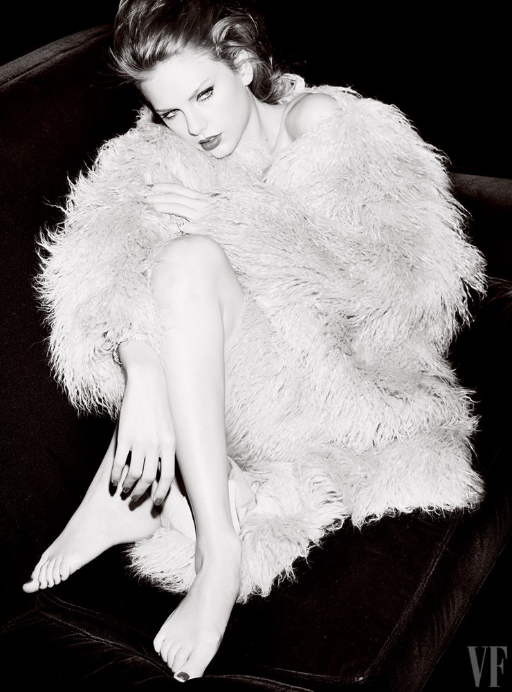 Mario Testino Taylor Swift Vanity Fair  (4)