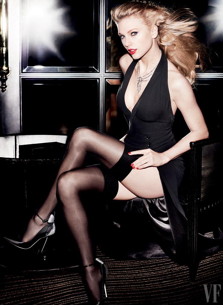 Mario Testino Taylor Swift Vanity Fair  (5)