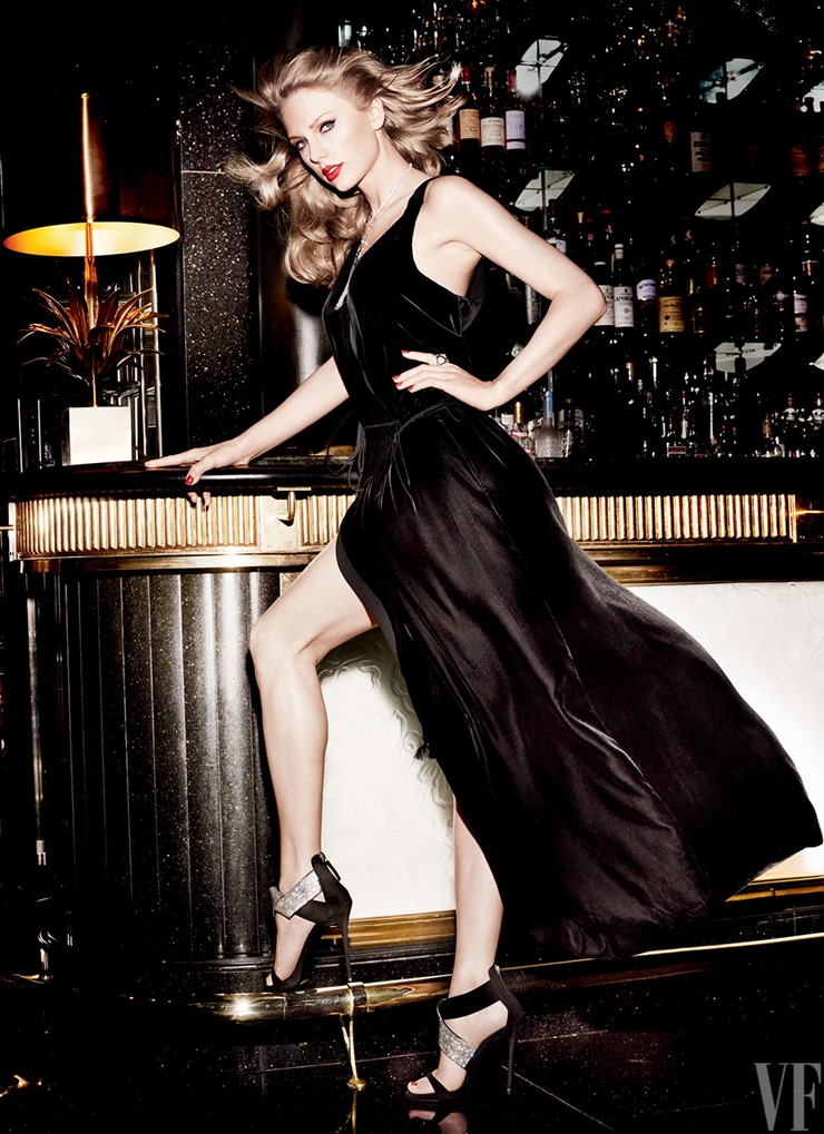 Mario Testino Taylor Swift Vanity Fair  (8)