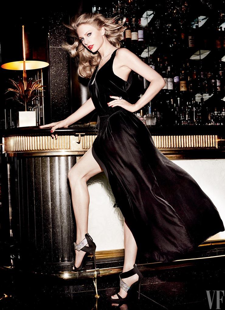 Mario Testino Taylor Swift Vanity Fair  (8)
