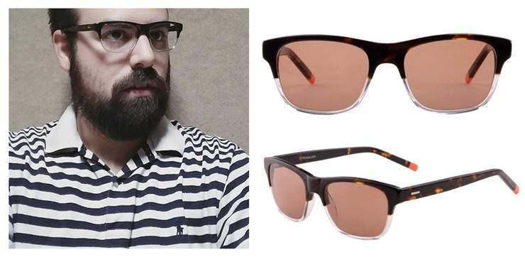 Firmoo review Gafas Amarillas