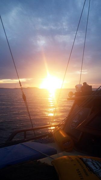 cuttybandistas 2015 sunset