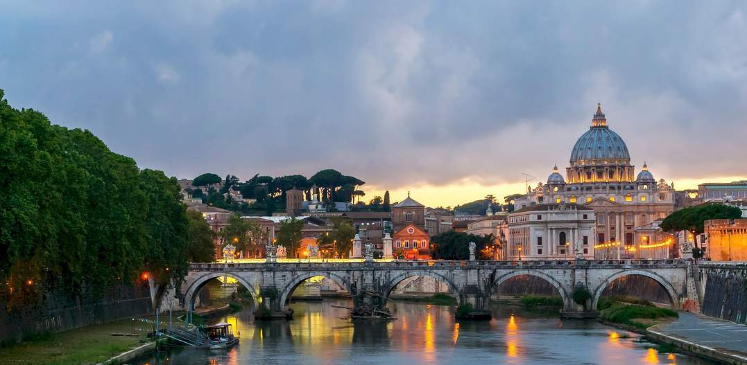 Destination of the Month: Roma