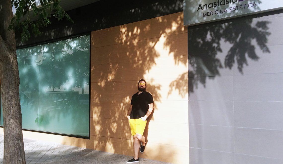 Experiencia Gafas Amarillas: Resultados金星传统CON阿纳斯塔西娅·卡诺