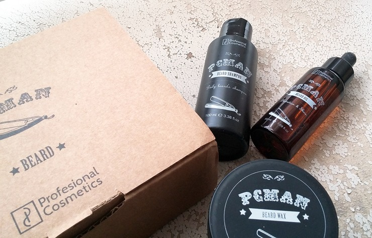review pcman barba hombre profesional cosmetics