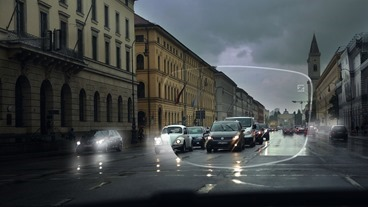 zeiss drivesafeDriving in the Rain with Lens