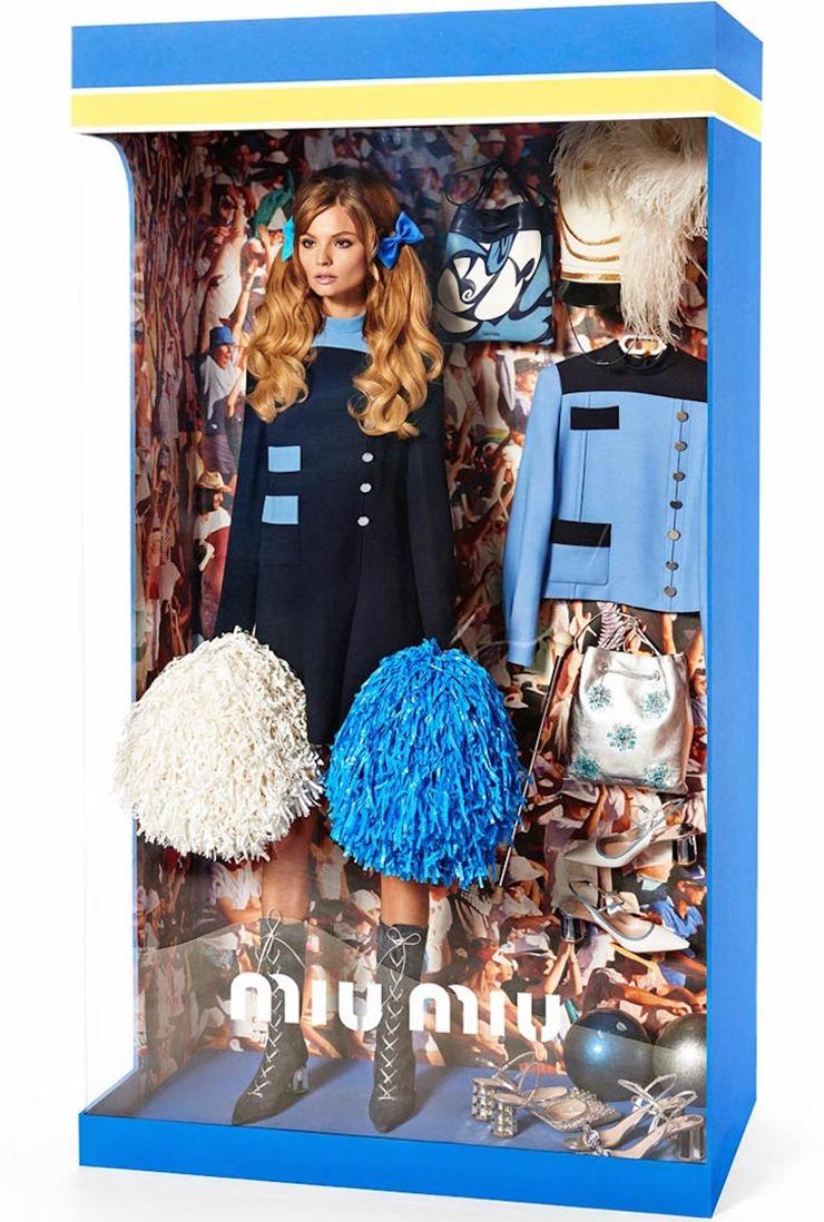 Editorial The Fashion Dolls Muñecas moda (1)