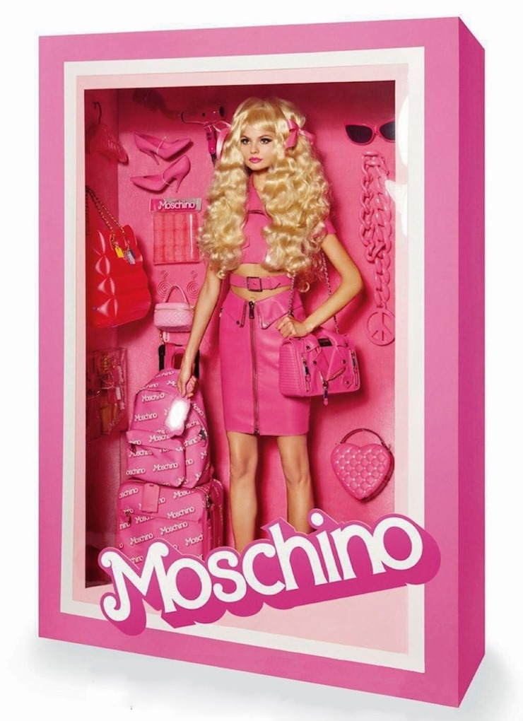 Editorial The Fashion Dolls Muñecas moda (2)