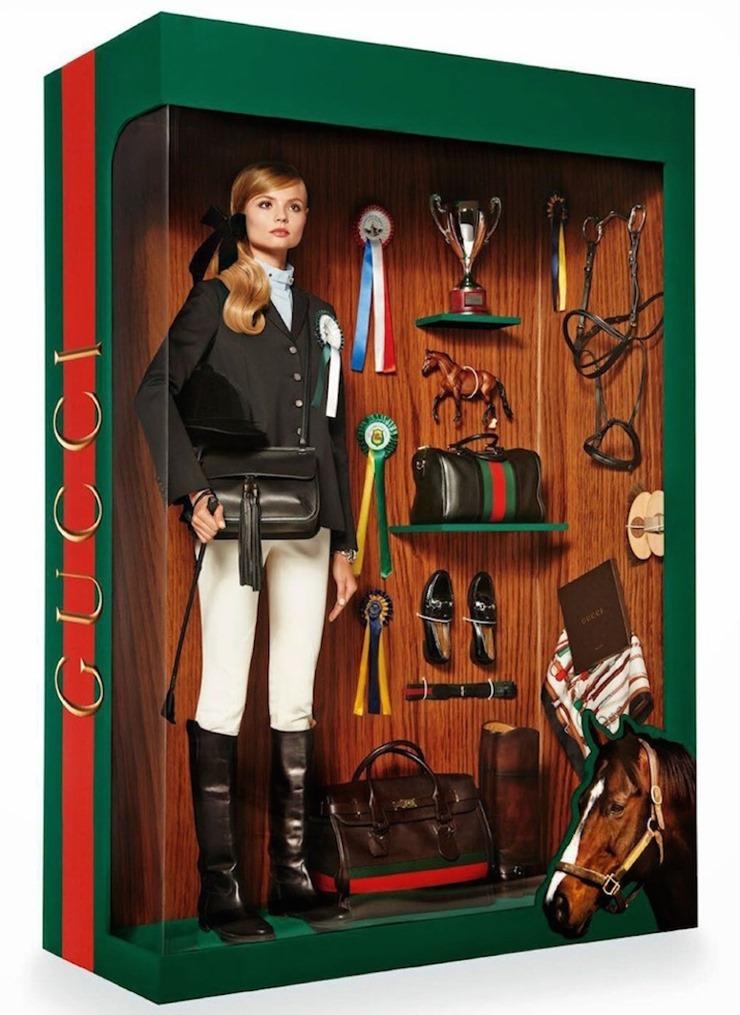 Editorial The Fashion Dolls Muñecas moda (3)