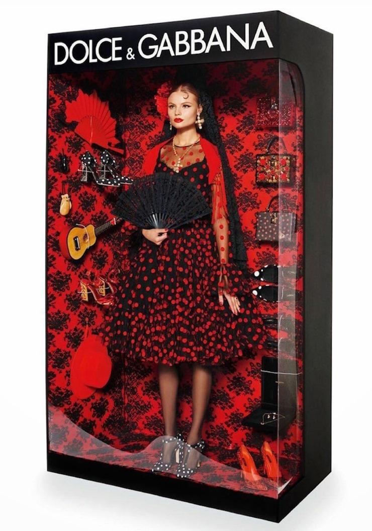 Editorial The Fashion Dolls Muñecas moda (6)