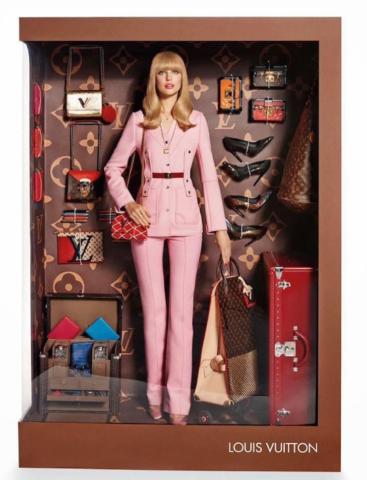 Editorial The Fashion Dolls Muñecas moda (8)