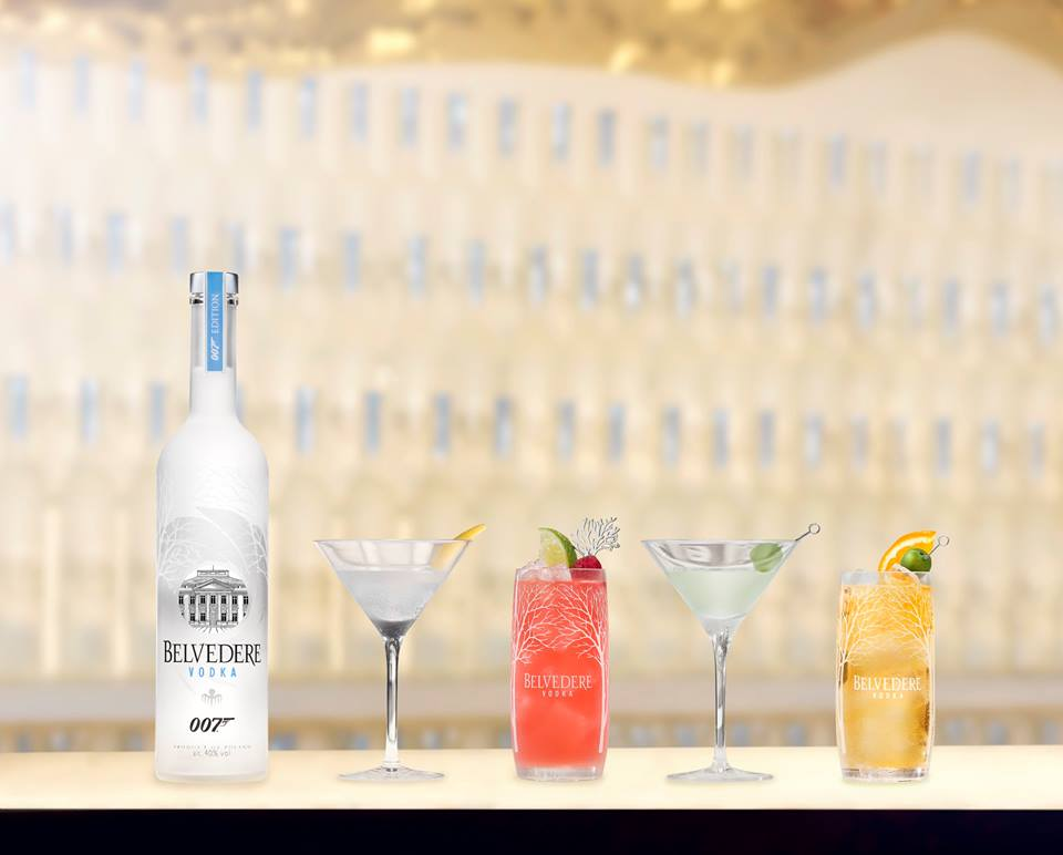 James Bond Belvedere Vodka (2)