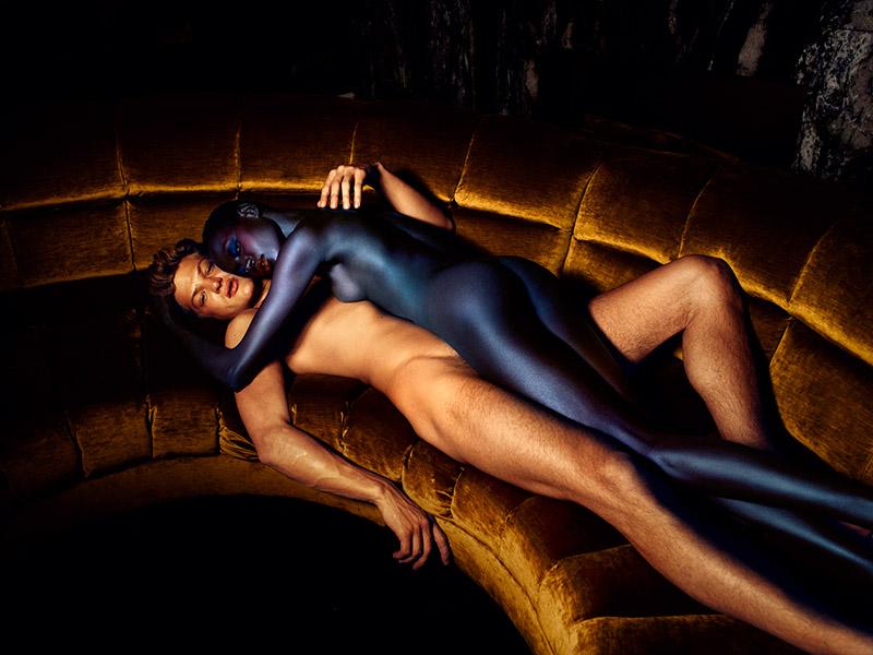 Editorial: Night Crawlers en septième Man Magazine