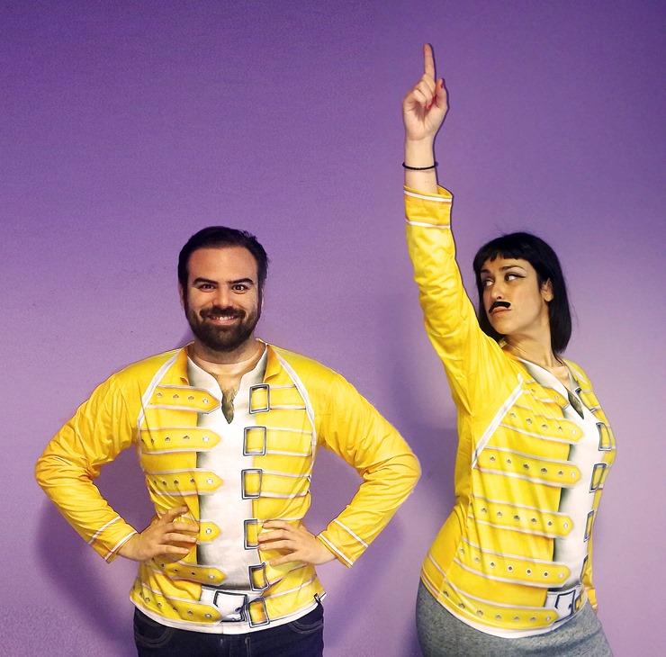 Yiija camisetas disfraz (3)