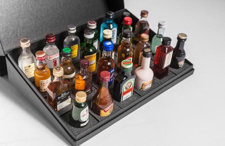 regalos agender mini box bar