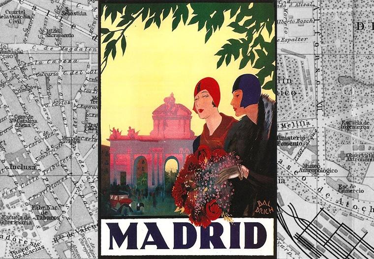 Experiencia Gafas Amarillas: Rastro de Madrid