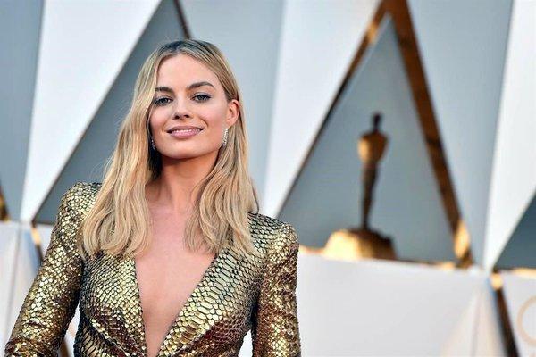 margot robbie sin peinar Oscars cabecera