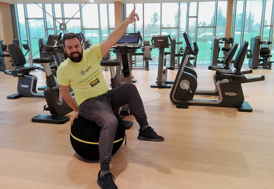 Wellness de MSC Cruceros