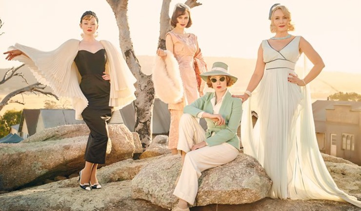 "Película: ""The Dressmaker"" or how fashion changes lives"