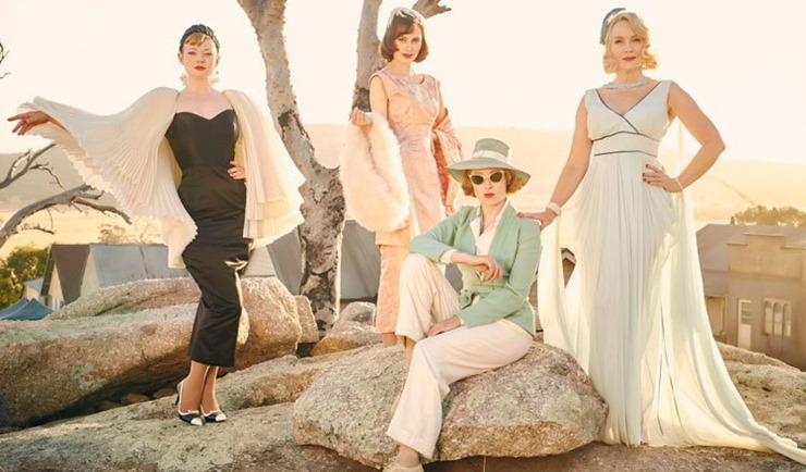 """Película: """"La Modista"""" o cómo la moda cambia vidas"""