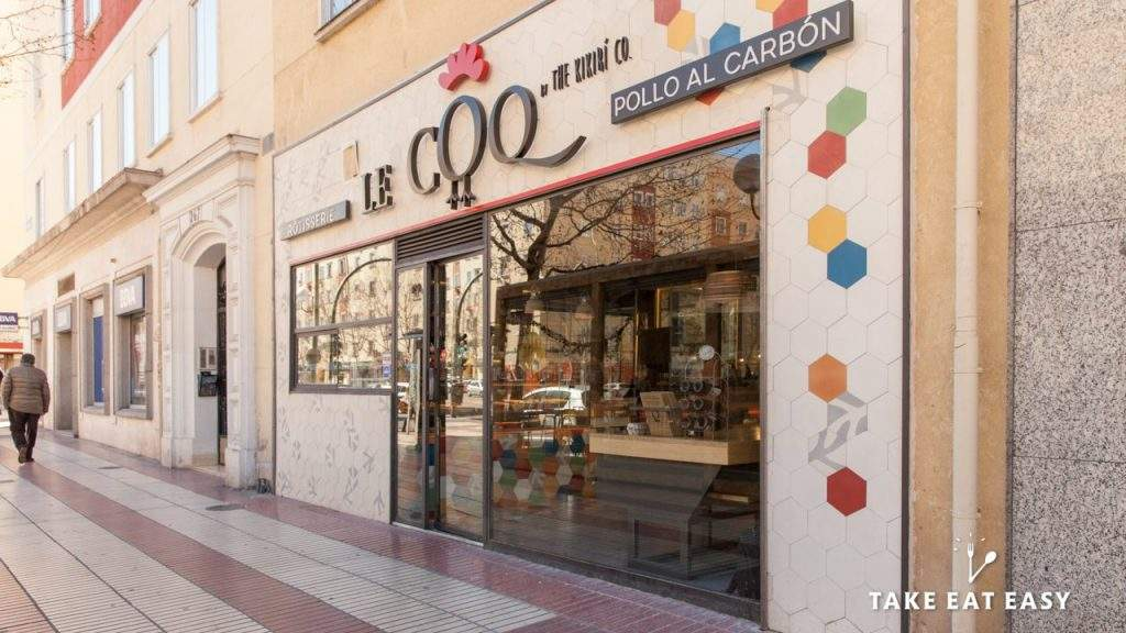 Le Coq con Take Eat Easy (35)