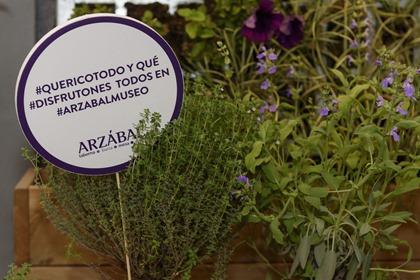 Inauguración de la terraza de Arzabal MRS