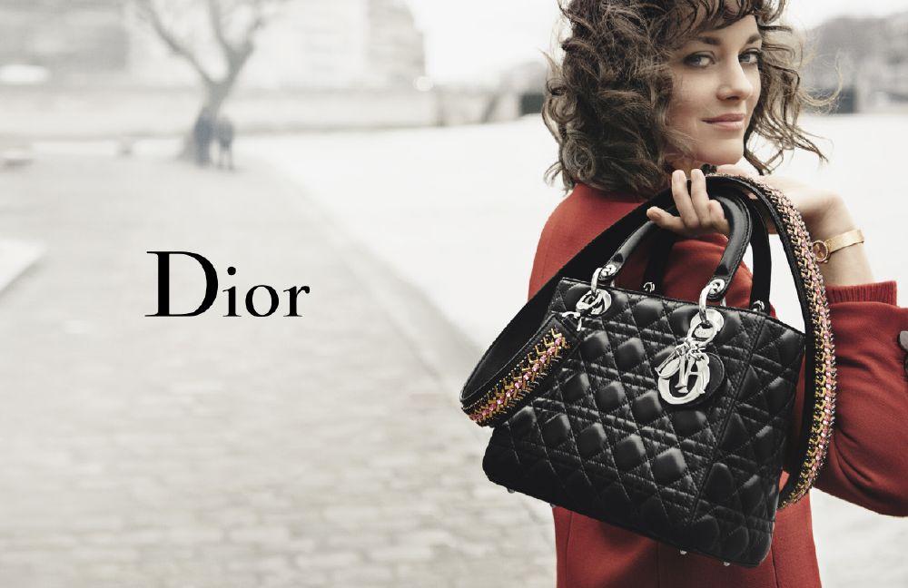 Lady Dior está preparado para otoño – invierno