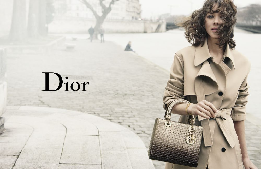 Lady Dior is ready to fall – invierno