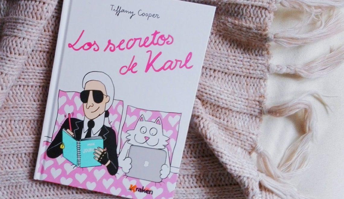 Libro: Karl Secrets (Tiffany Cooper) 🐱