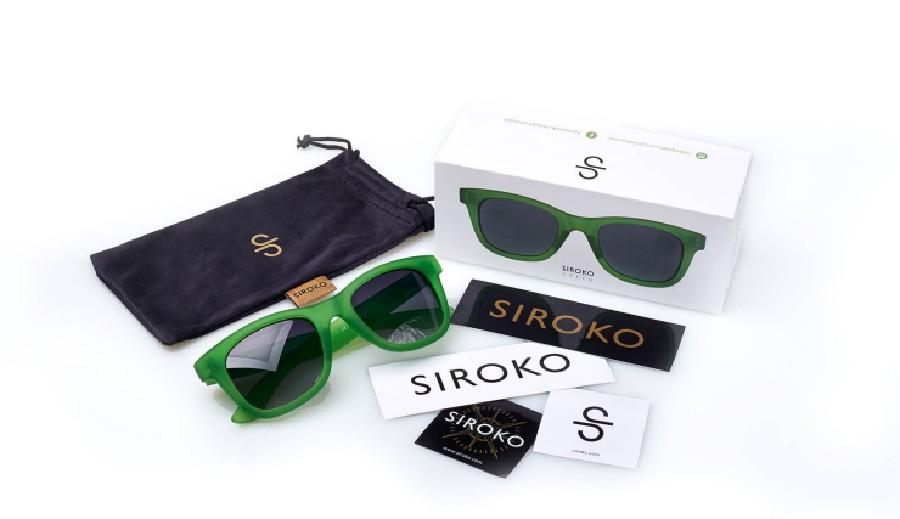Aquí podemos ver el modelo Siroko Green