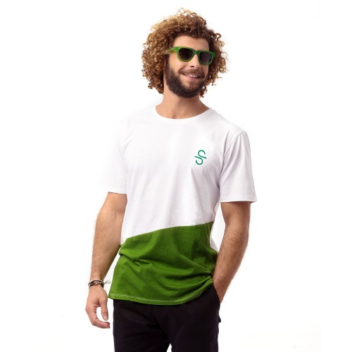 Siroko green camiseta (1)