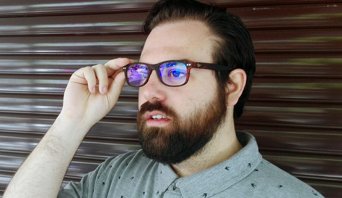 Review: Gafas Blueberry
