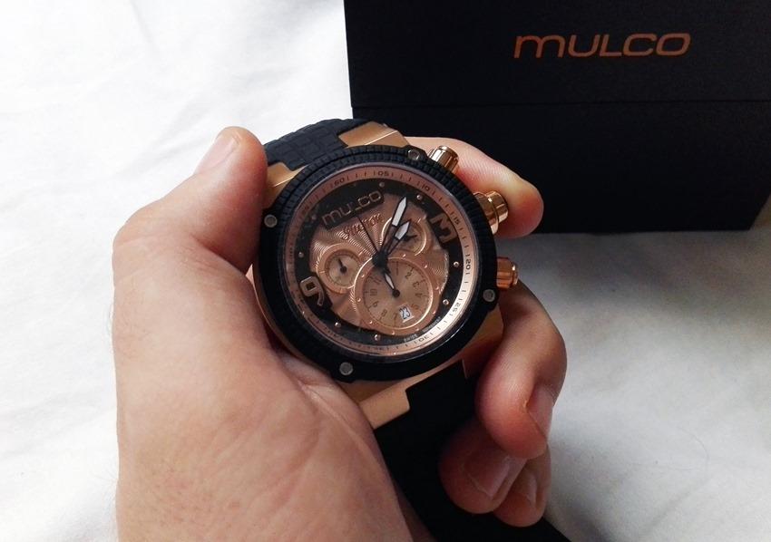 Mulco Watches gafas amarillas