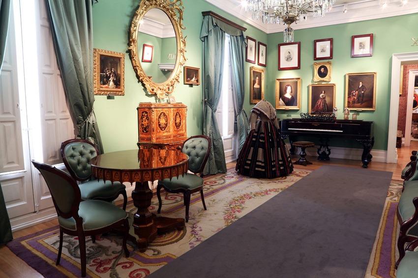 Exposicion La Moda Romántica Museo Romanticismo (2)