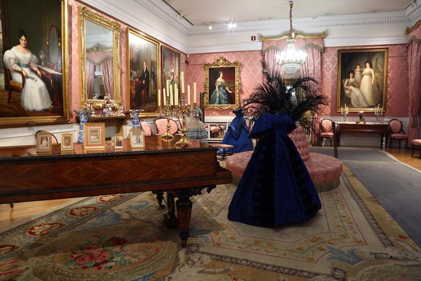 Exposicion La Moda Romántica Museo Romanticismo (3)