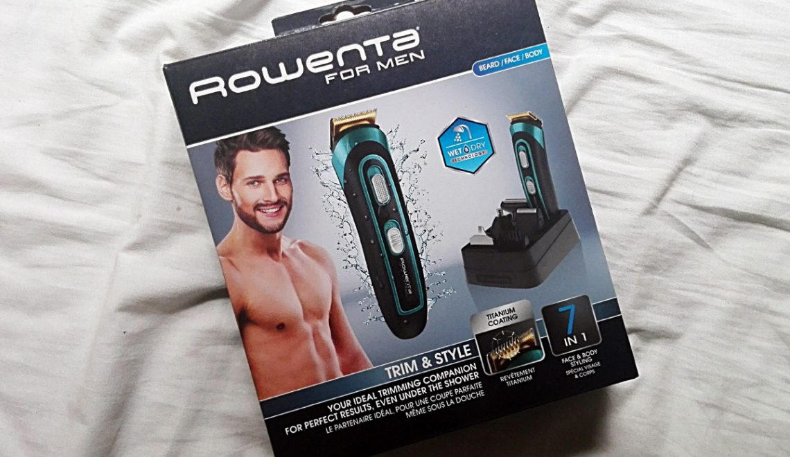 Review: Trim&Style de Rowenta