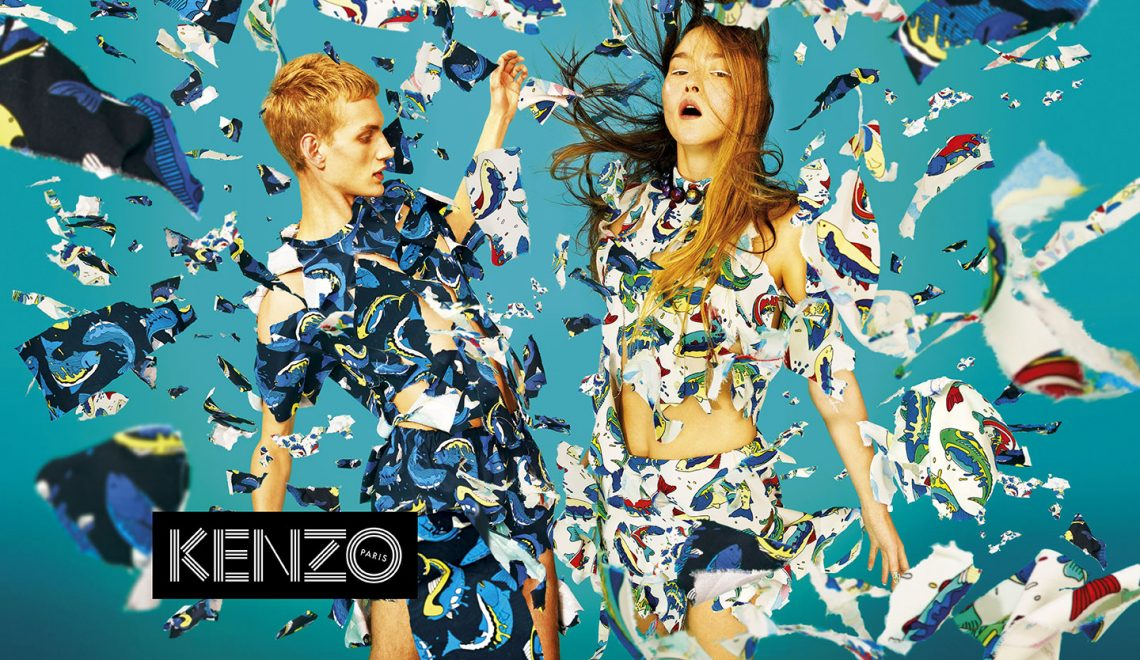 ORIGINAL Kenzo clothes you can buy so worth the H&M
