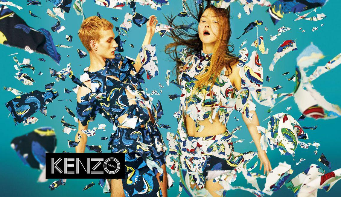 Prendas ORIGINALES de Kenzo que puedes comprar por lo que valen las de H&M