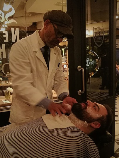 NY Shaving Company en Seagrams New York Hotel at Only YOU (2)