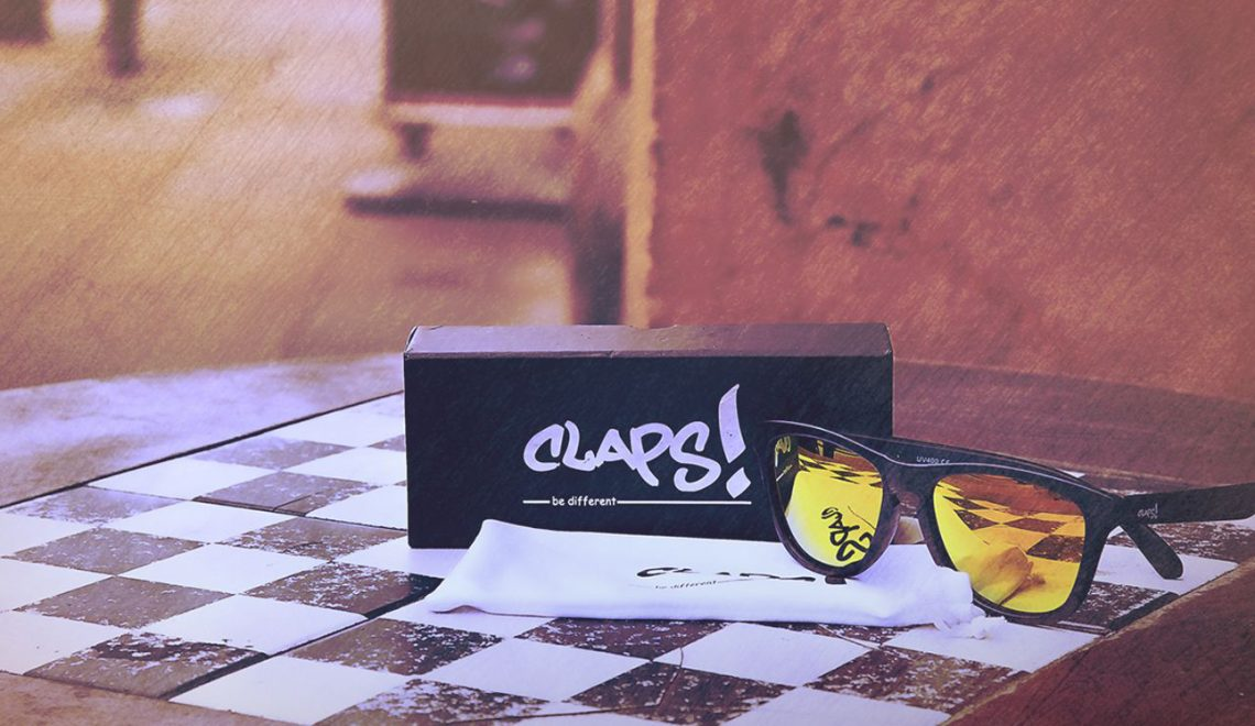 Fashion Uncover: Gafas Claps!