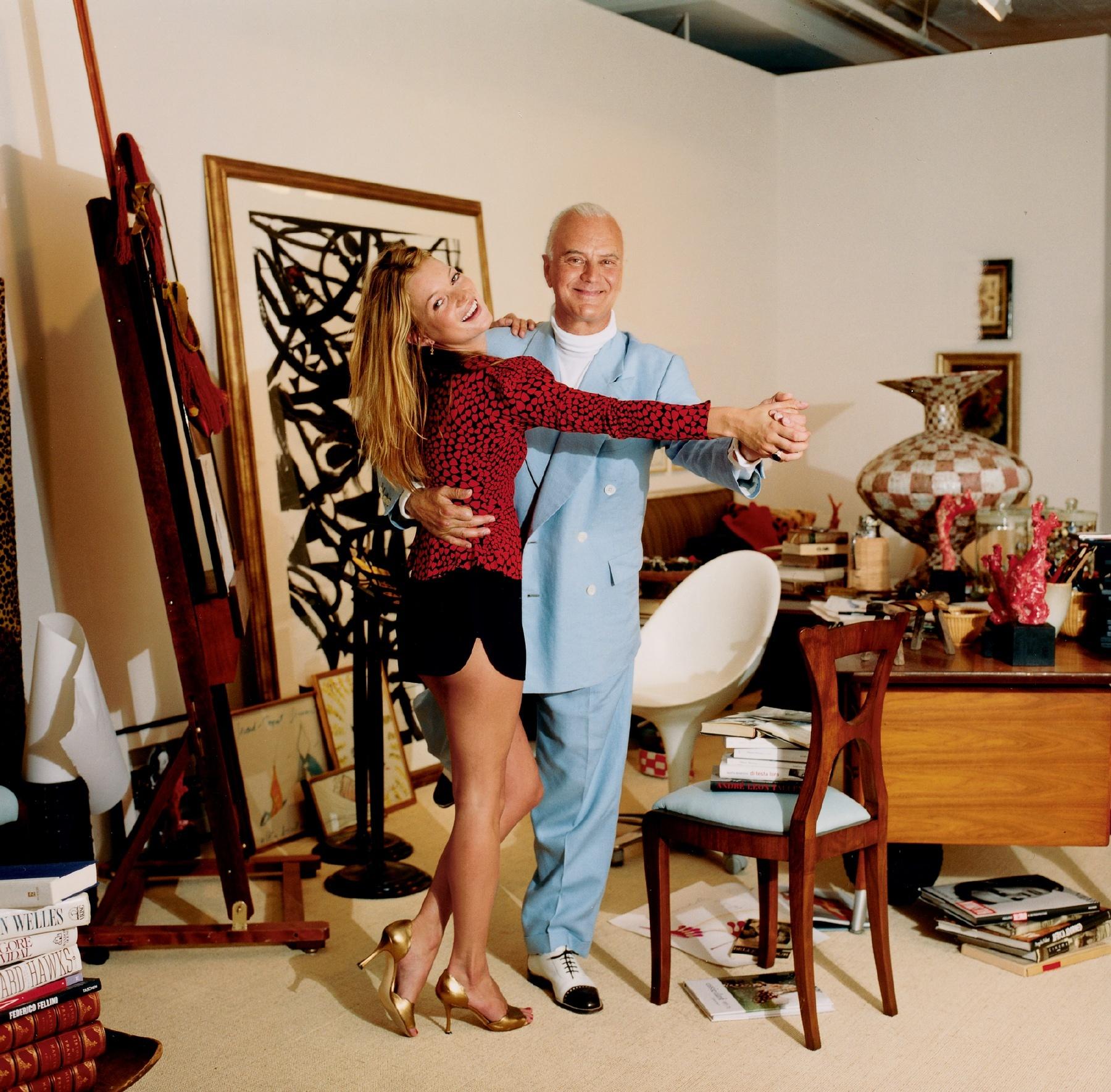 莫罗·伯拉尼克. 鞋的艺术