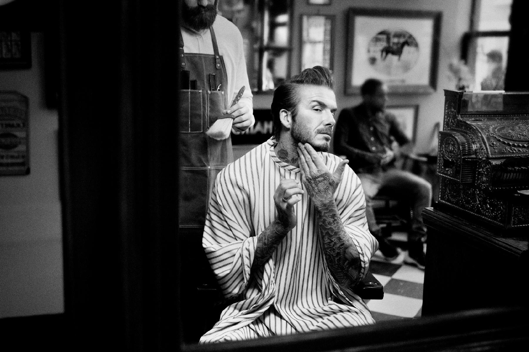 David Beckham HOUSE 99 beauty