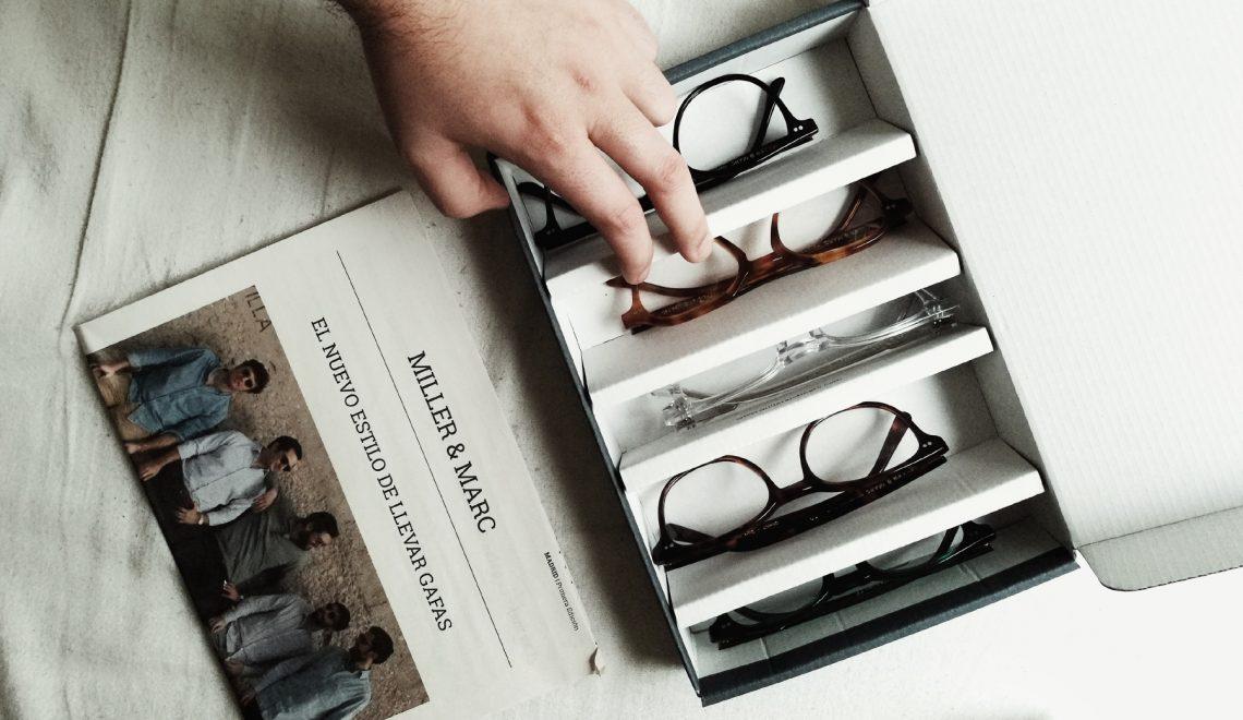 Miller & Marc: Las gafas graduadas que se prueban en casa 👓