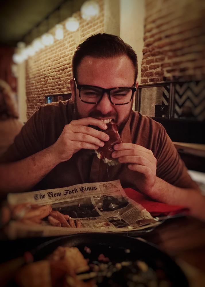 Santo Pecado hamburgueseria madrid (1)