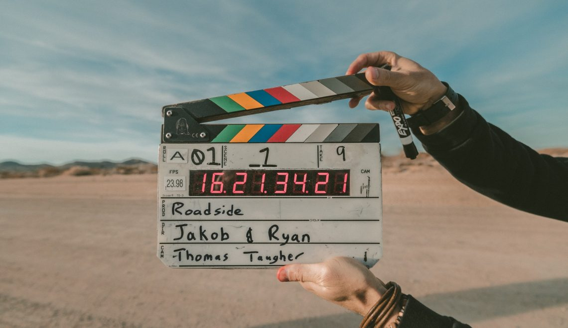 Viaje de película, ¡literal! 🍿
