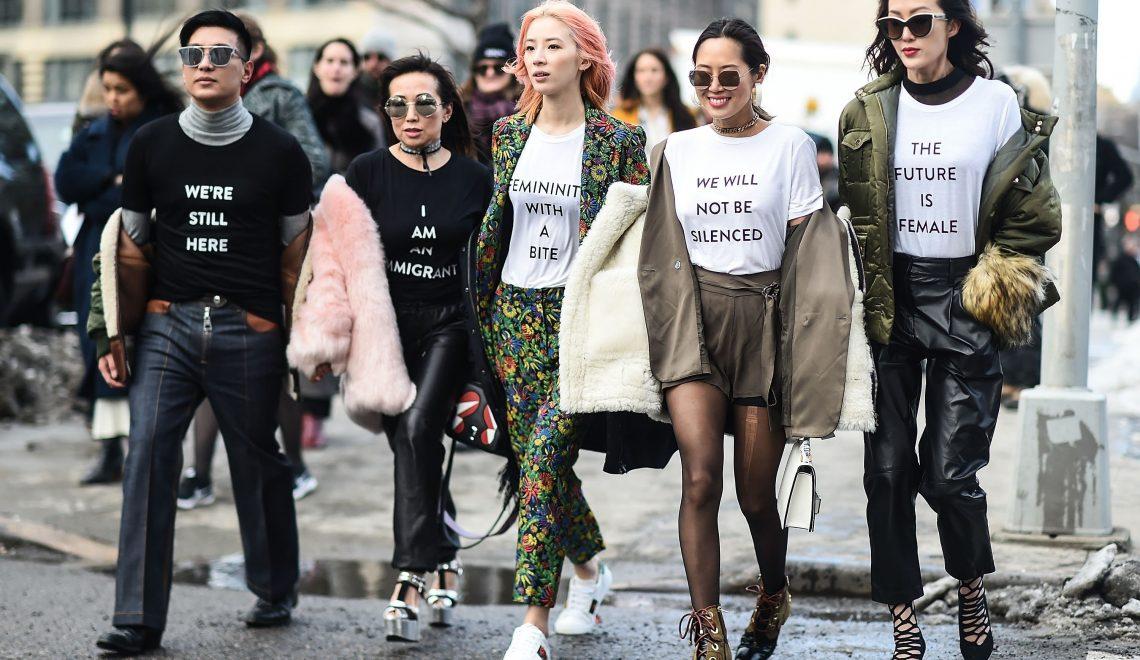Moda y Feminismo, un paso más en un movimiento fundamental 👩